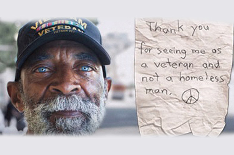 HELPING OUR SENIORS, HOMELESS AND VETERAN POPULATIONS
