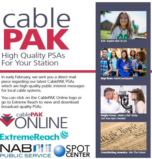 CS CP CablePAK FAQs - Goodwill Communications